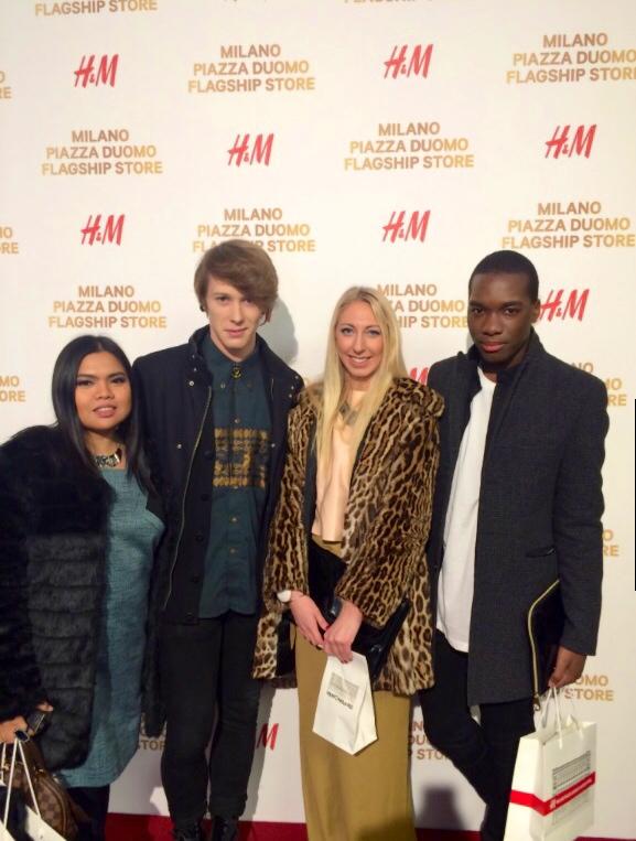 H&M Festa a Palazzo