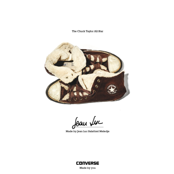 Converse Made By You
