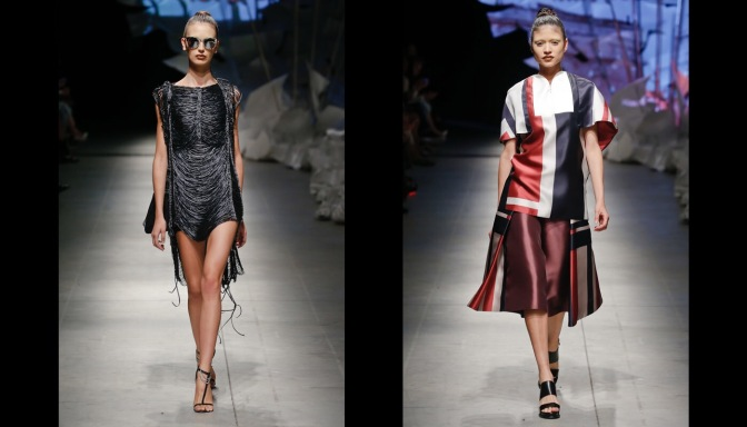 ISTITUTO MARANGONI – 80th Anniversary Back To The Roots Celebration. Best Womenswear Warrior Show
