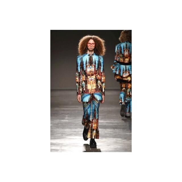 #MFW17 Helen Anthony Fashion Show