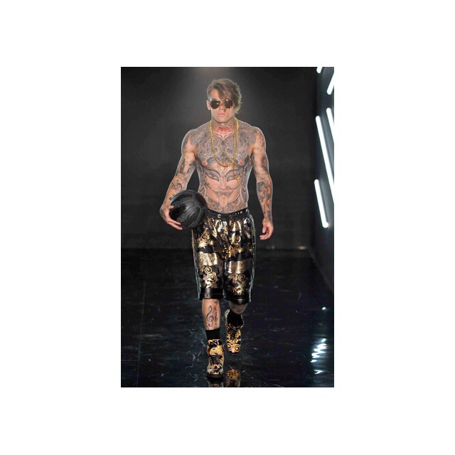 #MFW17 Philipp Plein Fashion Show