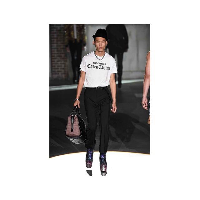 #MFW17 Dsquared2 Fashion Show