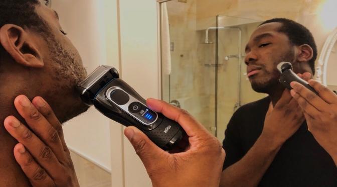 BRAUN Series 5 #Braunshaving